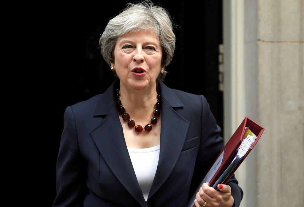 Жодних компромісів з ЄС: Мей заявила про принциповість у питанні Brexit