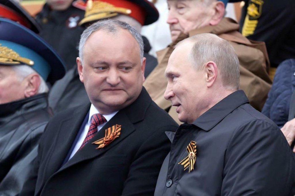 Отстранен: Путин потерял выгодного союзника
