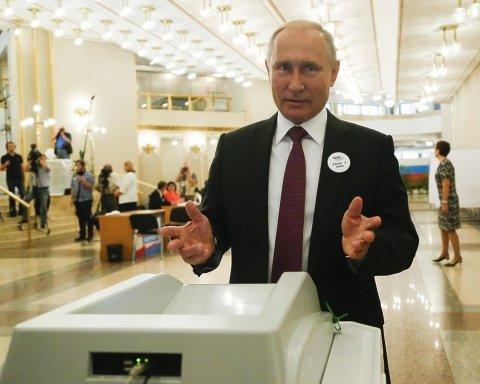 Путин оконфузился на выборах мэра Москвы: опубликовано видео