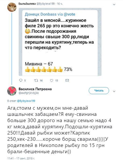 Донецк шокировал ценами на продукты: названы цифры