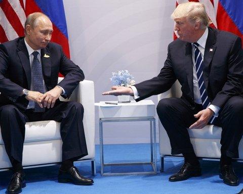 Всі люди царя: журнал Time заінтригував обкладинкою з Трампом і Путіним