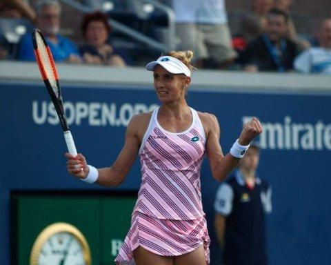 Українка прорвалась у топ престижного тенісного рейтингу