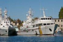 Крымские оккупанты заявили о «вторжении» украинских кораблей