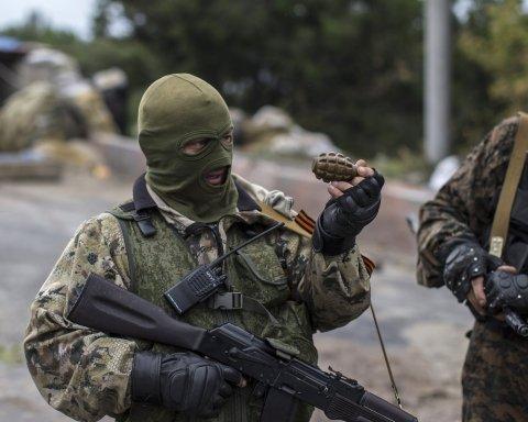 Самоликвидировался: ВСУ показали позорно погибшего боевика «Рэмбо»