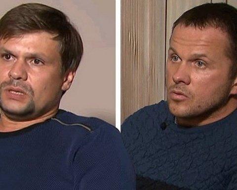 СМИ узнали, как Кремль наказал Петрова и Боширова за провал операции в Солсбери