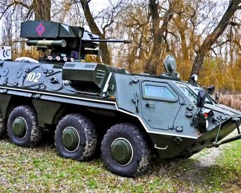 Достойный ответ российским танкам: украинские бойцы получили мощного бронированного помощника