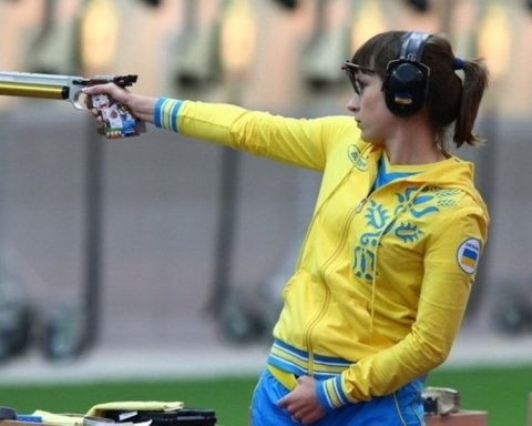 Украинка Костевич победила россиянку и стала чемпионкой мира по стрельбе