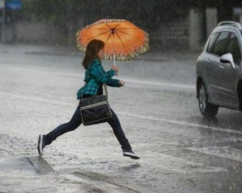 В Україні різко зміниться погода: які області заллють дощі