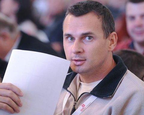 Сенцова выдвинули на Нобелевскую премию