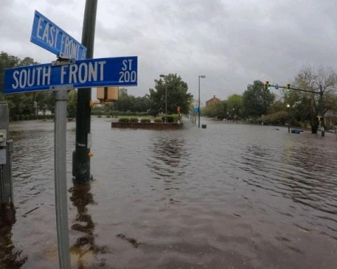 США оценили убытки от урагана Флоренс: астрономическая сумма