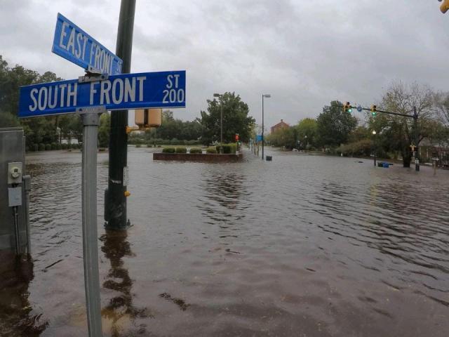 США оцінили збитки від урагану Флоренс: астрономічна сума
