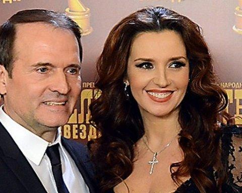 Скандал с Марченко: Медведчук заявил о победе своей жены в «Танцах со звездами»