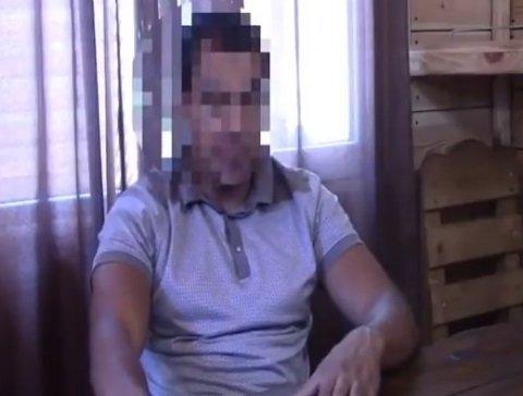 Чиновник «ДНР» сдался Украине: опубликовано видео допроса