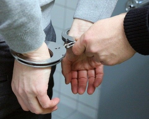 В Киеве задержали россиянина с наркотиками: опубликовано фото