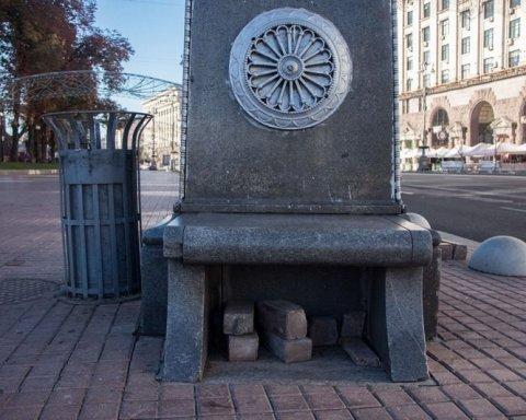 Крещатик «устал»: СМИ показали настоящие фото главной улицы Киева