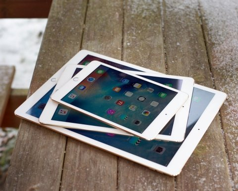 iPad Pro: в сети появилось первое видео новинки Apple