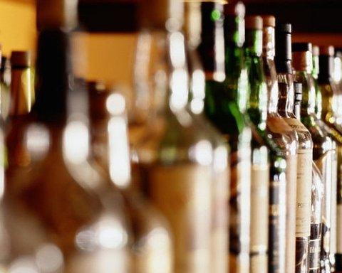 В Україні суттєво зросли мінімальні ціни на алкоголь
