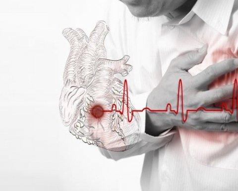 Відчуває кожен: які симптоми попереджають про серцевий напад