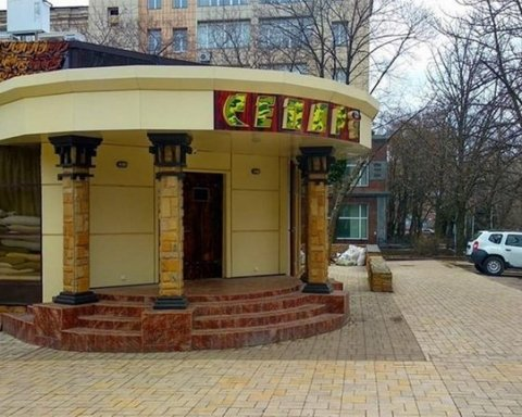 Як виглядає місце вбивства Захарченка: з'явилися нові фото