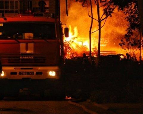 Смертельный пожар в лагере «Виктория»: появился новый подозреваемый