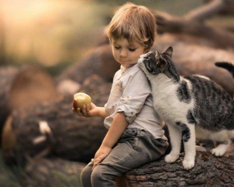 Чому дітям необхідні домашні тварини: Супрун пояснила