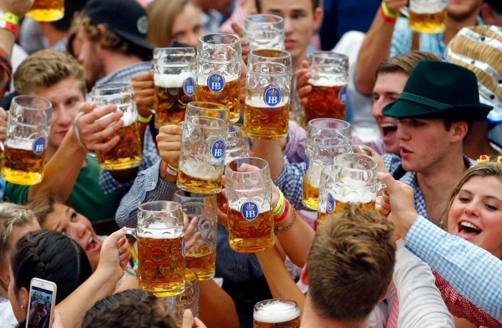 Германия пиво картинки