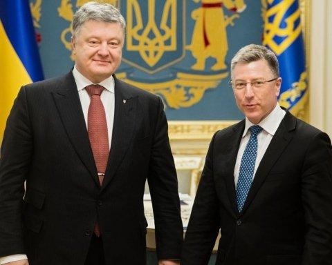 Зустріч Порошенка і Волкера: про що говорили політики