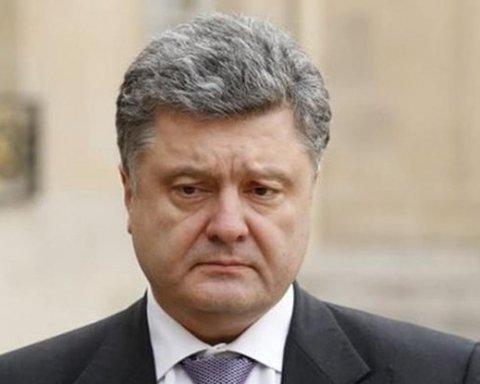 Порошенко назвал еще одну часть Украины, которую хочет Путин