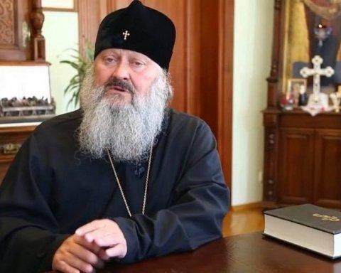 Спецоперация ФСБ: митрополит Павел разразился проклятиями в сторону украинцев