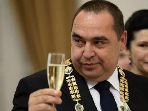 """У московському фото екс-ватажка """"ЛНР"""" запідозрили недобре"""
