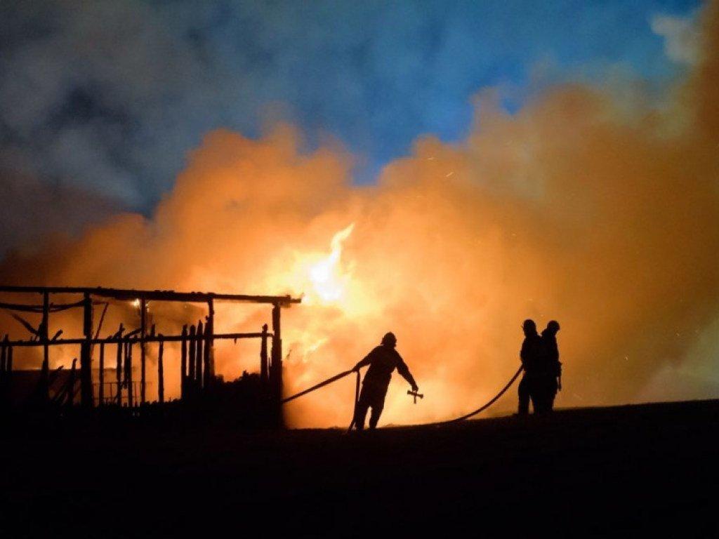 Под Сумами вспыхнул газопровод: есть жертвы, тысячи пострадали
