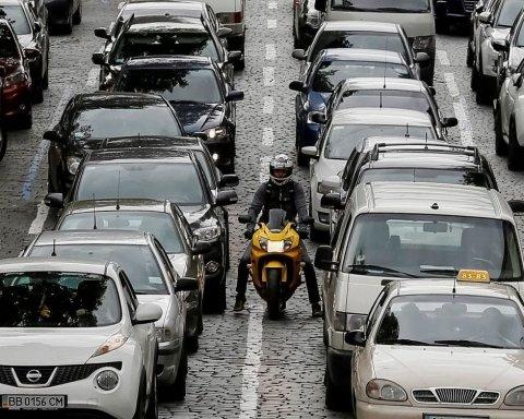 Киев попал в топ рейтинга городов с самыми большими пробками