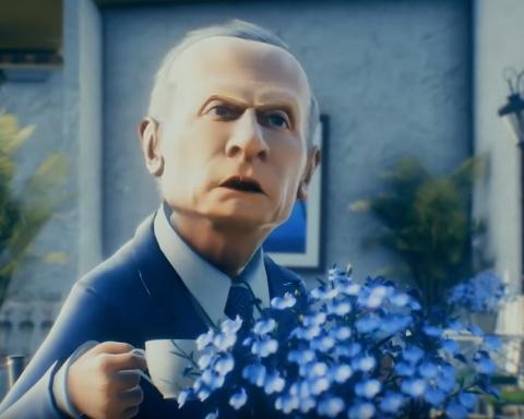 Путін-злодій втратив Україну і став героєм кумедного мультфільму