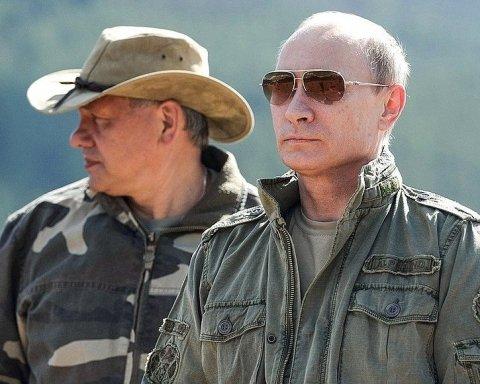 «Путін – російська душа»: навіщо президент РФ їздив до ведмедів у тайгу