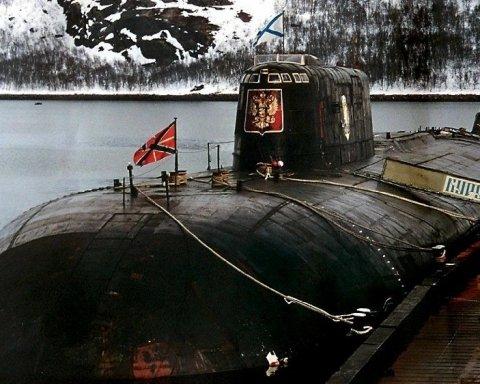 Французи показали трейлер фільму Курськ про затонулу російську підлодку