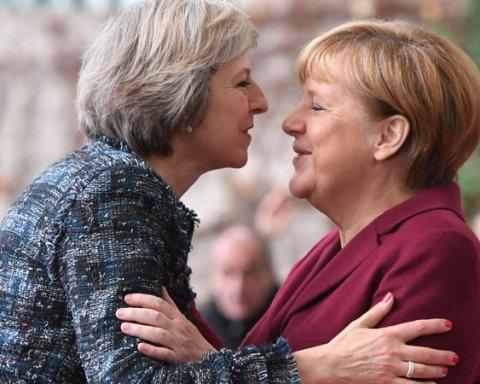 Инцидент с Меркель и Мэй на саммите ЕС: полное видео все объясняет