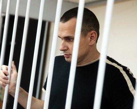 Сенцов написав нового листа з в'язниці: важливі деталі