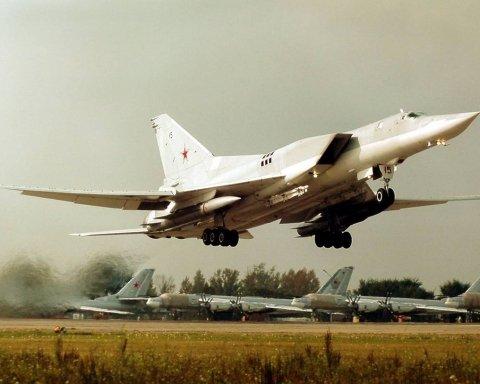 РФ раптово стягує численні війська до Криму