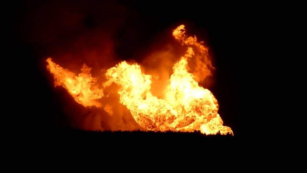 Десятки погибших, сотни пострадавших: на газозаправочной станции прогремел взрыв (фото 18+)