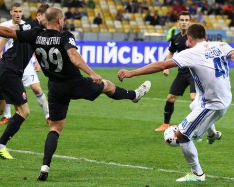 Динамо зіграло внічию із Зорею перед стартом у Лізі Європи