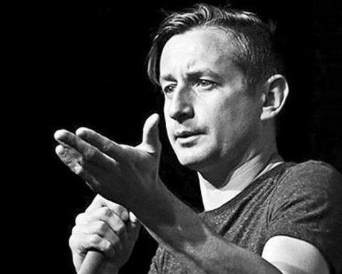 Сергій Жадан презентував книгу Антена: про що нова збірка поезій українського письменника