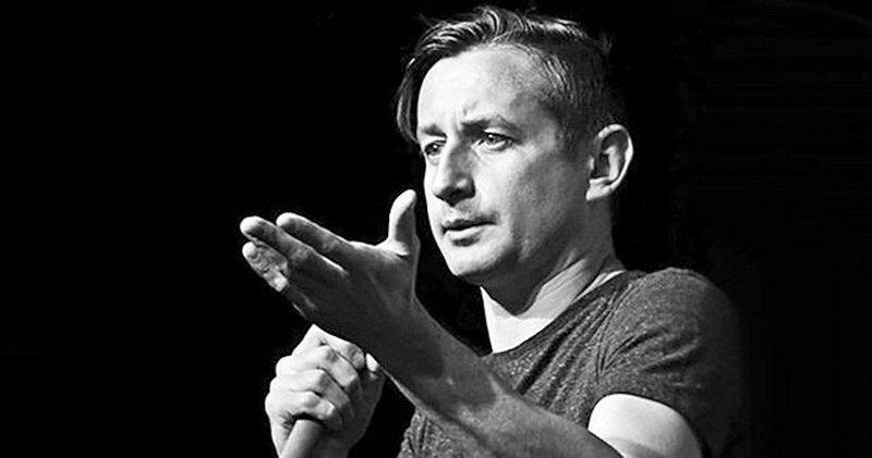 Сергей Жадан презентовал книгу Антена: о чем новый сборник стихов украинского писателя
