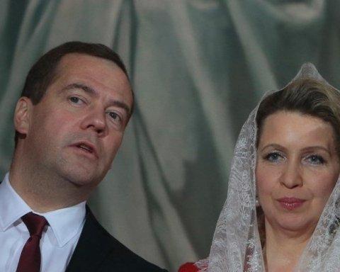«Особисте запрошення»: як дружина Медведєва танцювала під пісні Сердючки