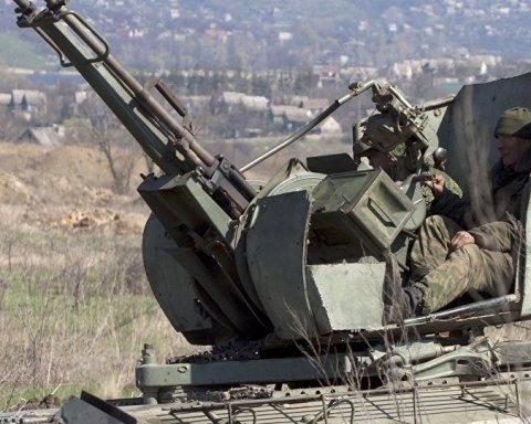 Получился фейерверк: видео, как ВСУ уничтожают боевиков на Донбассе