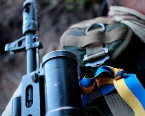 На Донбасі поранено військовослужбовця ЗСУ