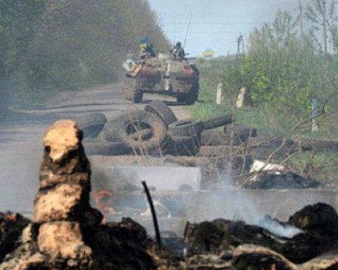 У День захисника України бойовики на Донбасі поранили трьох бійців ЗСУ