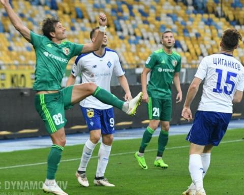 Ворскла – Динамо: онлайн-трансляція матчу УПЛ