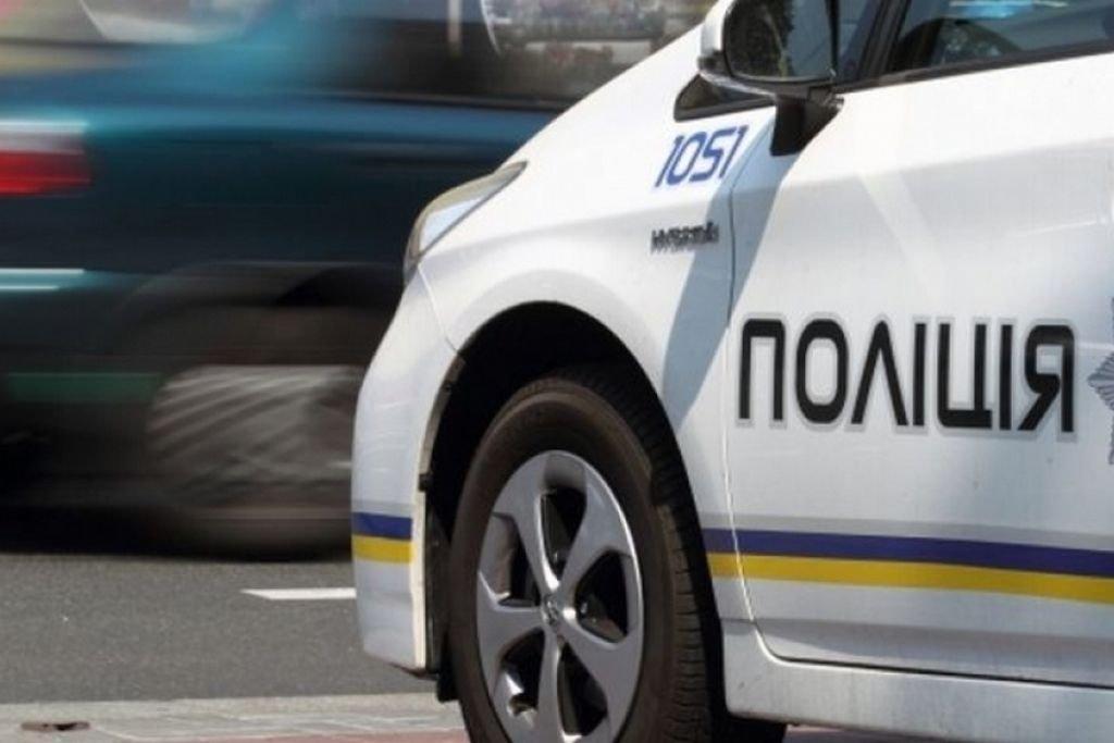 З'явилась інформація про стан здоров'я збитого поліцією грабіжника