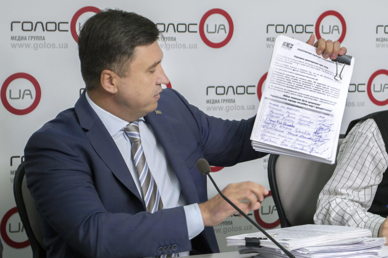 Украинцы хотят мира и активно поддерживают мирную инициативу «РАЗУМНОЙ СИЛЫ»: уже собрано более 100 тысяч подписей