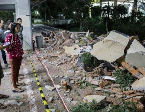 Смертельное землетрясение убило более тысячи человек: жуткие подробности